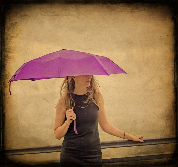 Umbrella – © Russell Brown. All rights Reserved.